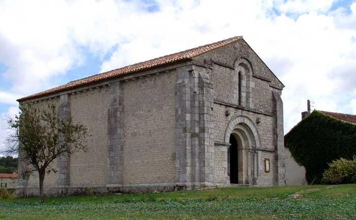 Journées du patrimoine 2020 - Découverte de la chapelle des Templiers