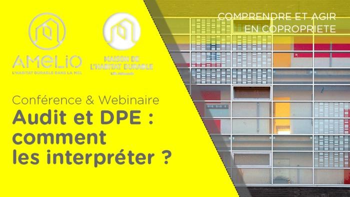 Annulé | Copropriétés : Audit & DPE, comment les interpréter ?