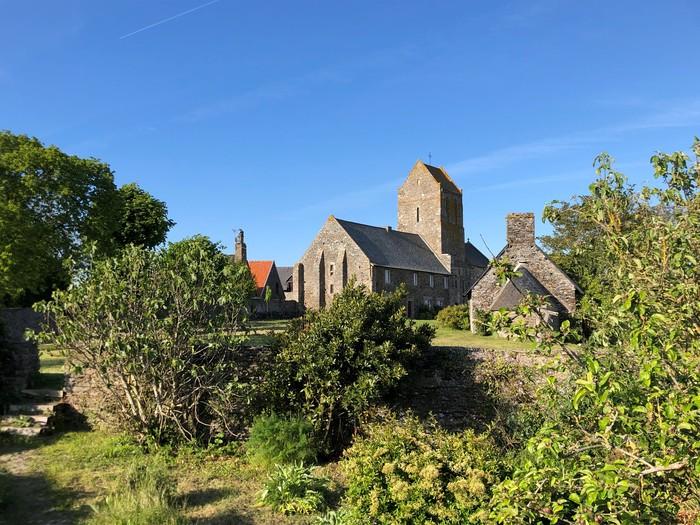 Journées du patrimoine 2019 - Visite guidée du Prieuré saint Léonard des mérovingiens à nos jours