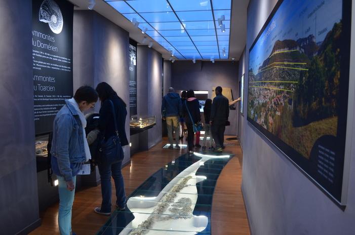 Journées du patrimoine 2019 - Visite libre du parcours de référence