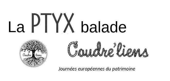 Journées du patrimoine 2019 - Ptyx Balade avec Coudre'liens - Impromptyx No 9 (21:00-22:00)