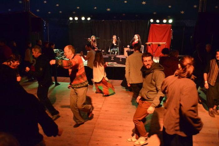 Journées du patrimoine 2019 - Initiation aux danses traditionnelles