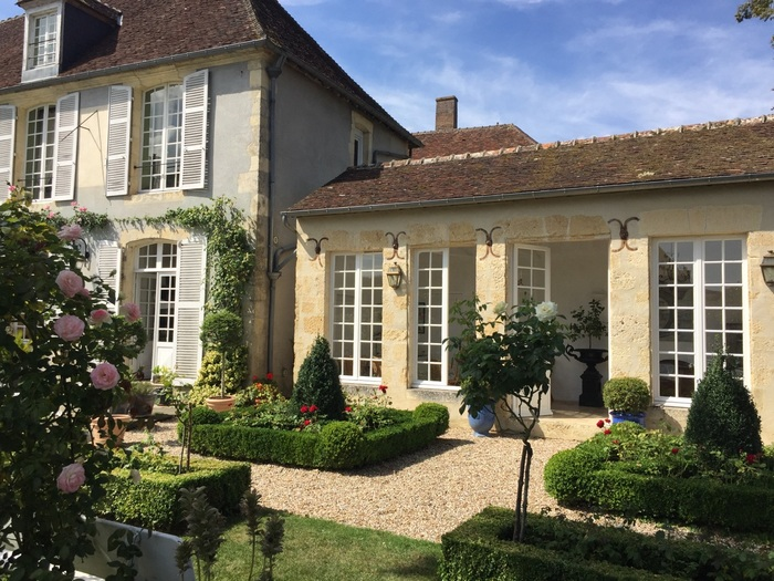 Journées du patrimoine 2019 - Visite libre des extérieurs et du jardin de l'hôtel Billard de la Hayère