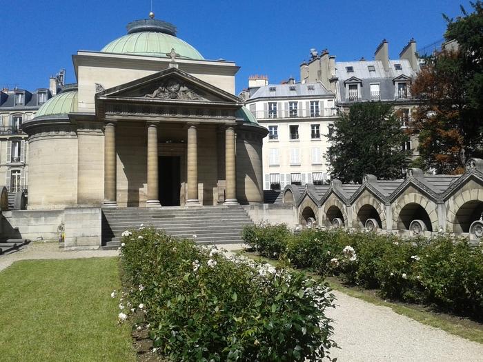 Journées du patrimoine 2020 - Visites commentées de la Chapelle expiatoire