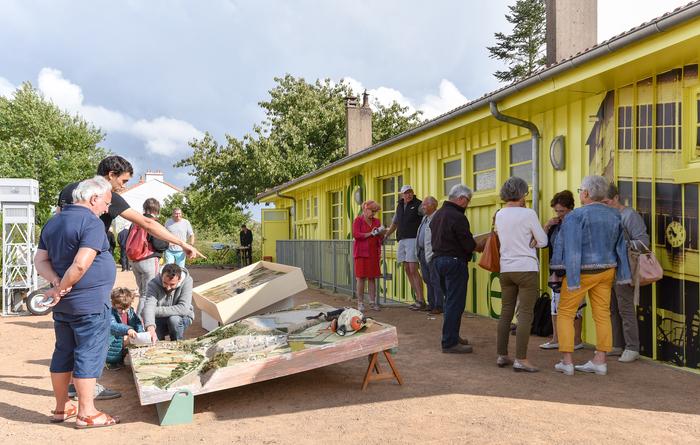 Journées du patrimoine 2020 - Visite guidée de la Maison du Mineur et des Énergies et exposition extérieure