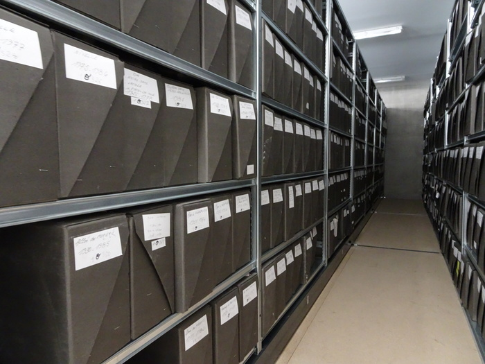 Journées du patrimoine 2020 - Visite guidée des réserves des Archives Municipales