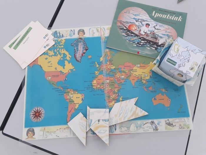 Journées du patrimoine 2019 - Autour du monde avec Apoutsiak