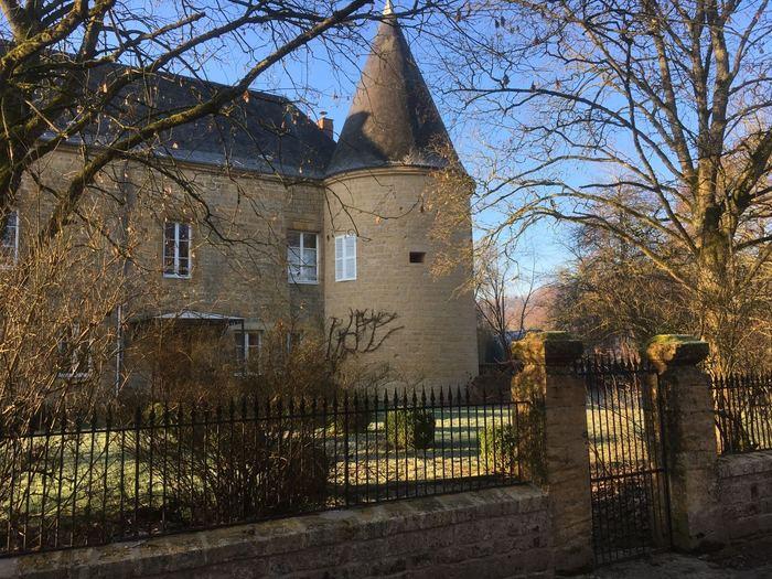 Journées du patrimoine 2019 - Château de Clavy-Warby