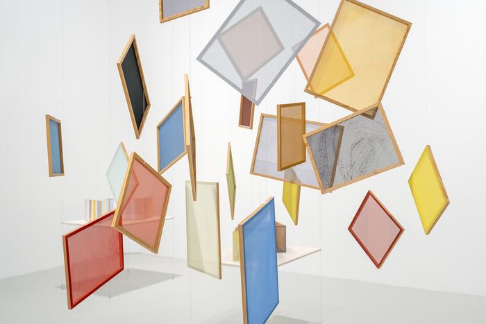 Journées du patrimoine 2020 - Visite de l'exposition de Cécile Bart,