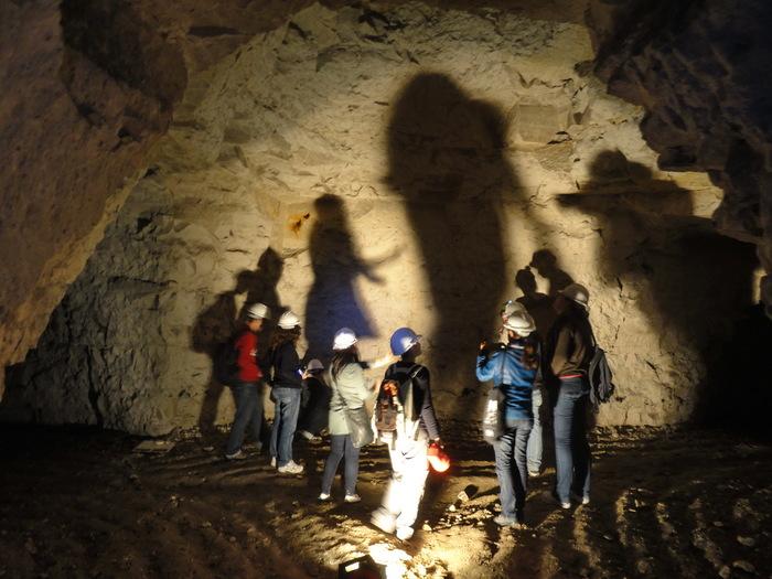 Journées du patrimoine 2020 - Visite guidée des carrières souterraines
