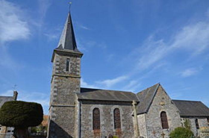 Journées du patrimoine 2020 - Visite guidée avec exposition de l'église au château de Saint-Denis Maisoncelles