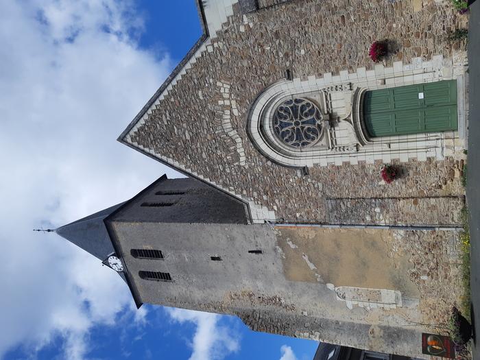 Journées du patrimoine 2020 - Visite libre de l'Eglise Sainte-Hilaire