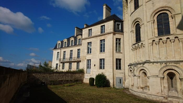 Journées du patrimoine 2019 - Visite guidée de l'Abbaye aux Dames