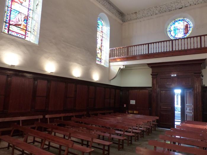 Journées du patrimoine 2019 - La chapelle Sainte-Anne