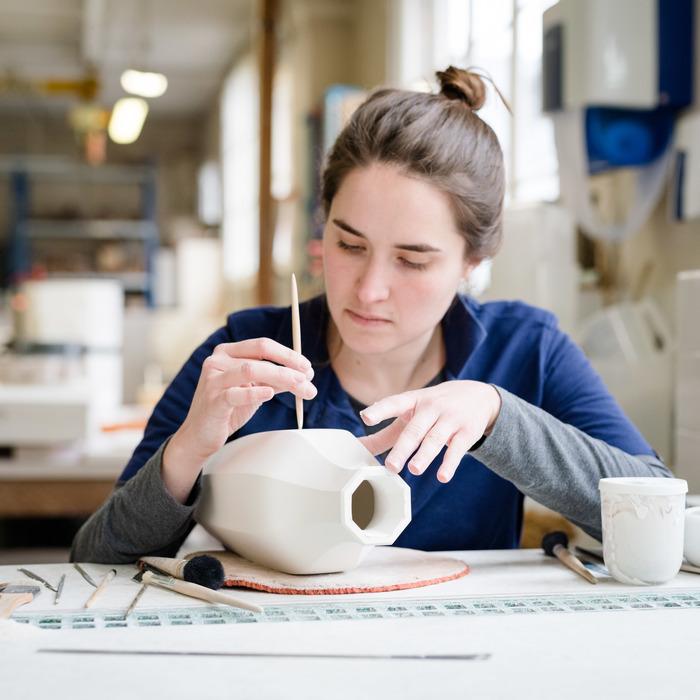 Journées du patrimoine 2019 - Découverte de la manufacture de céramique à Sèvres
