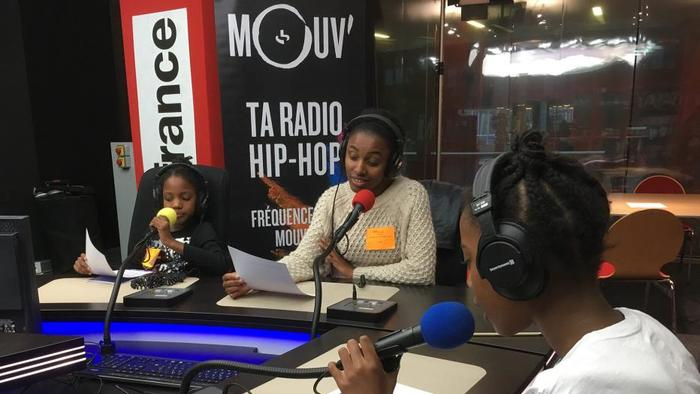 Journées du patrimoine 2019 - Ateliers Radio - Mouv'Inside