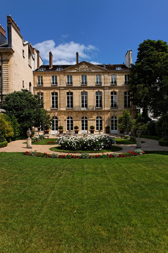 Journées du patrimoine 2019 - Entre cour et jardin - hôtel d'Avaray, un joyau néerlandais parmi les hôtels particuliers à Paris