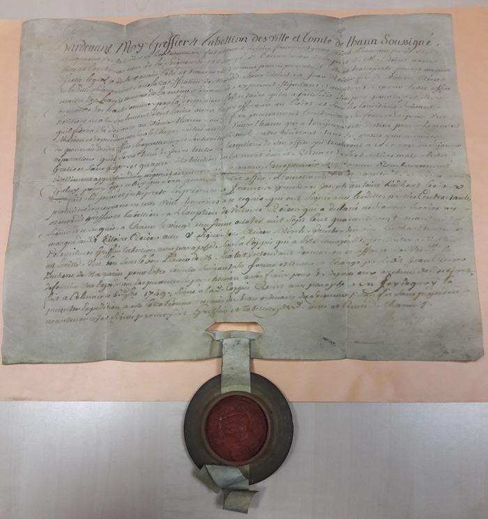 Journées du patrimoine 2020 - Découverte des archives municipales