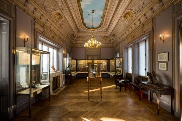 Journées du patrimoine 2020 - Visite guidée des collections du musée de la Batellerie et des voies navigables
