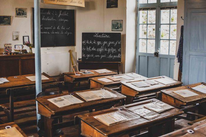 Journées du patrimoine 2020 - Visite de l'École du Grez