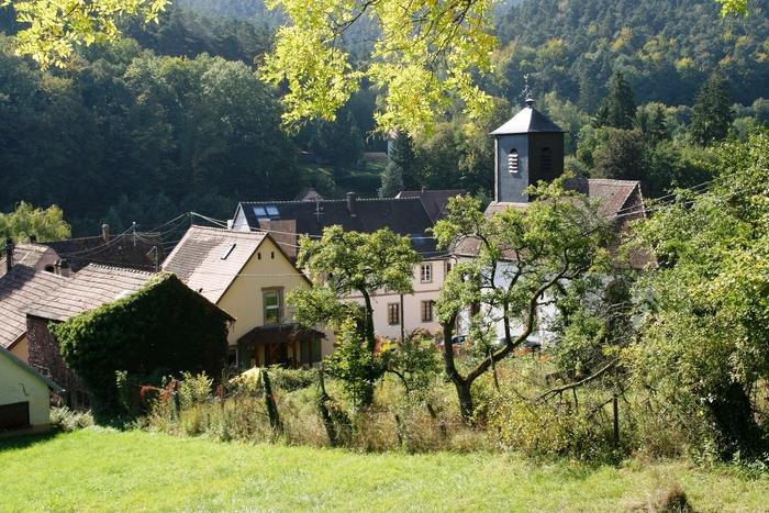 Journées du patrimoine 2019 - Visites guidées du village du Klingenthal, la