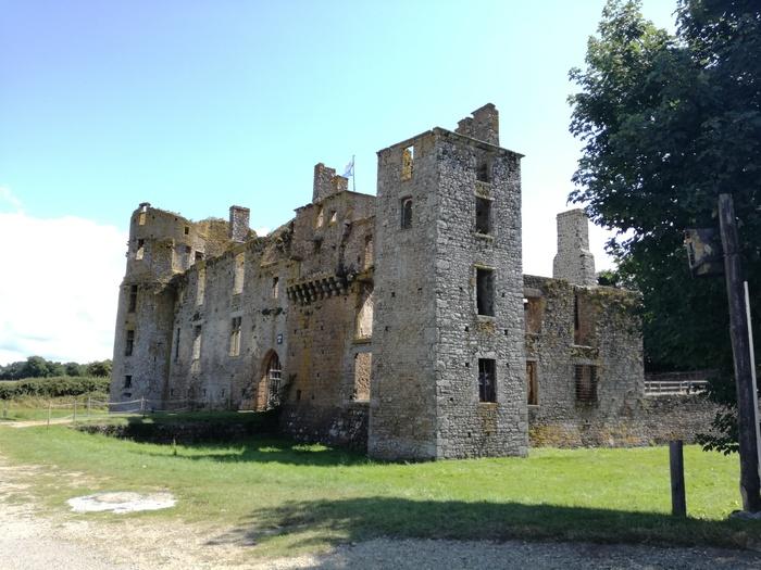 Journées du patrimoine 2019 - Visite commentée du Château de Bois Thibault