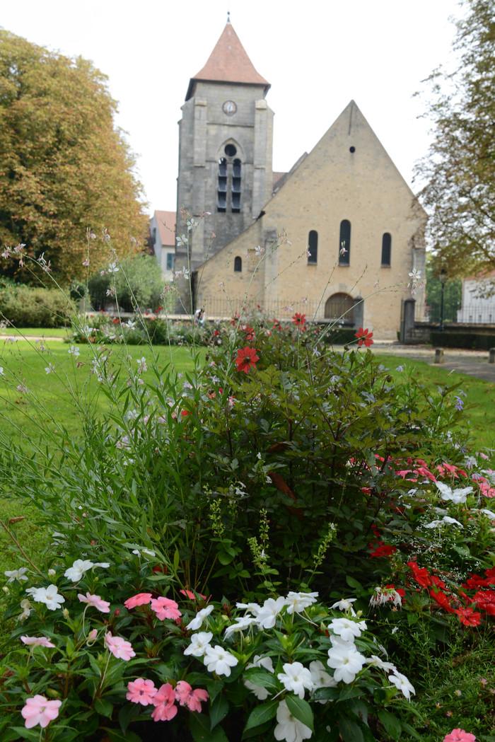 Journées du patrimoine 2019 - Visite commentée de l'église Ste Colombe