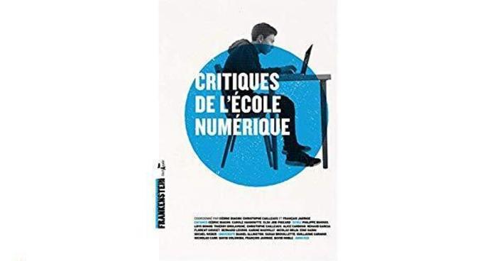 (conférence-rencontre) du collectif Halte au Contrôle Numérique,  avec Florent Gouget,contributeur du livre