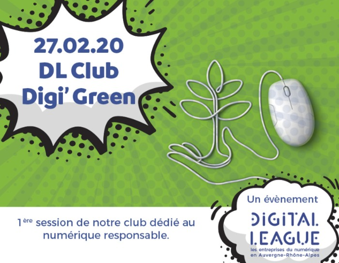 DL Club : Digi' Green #1