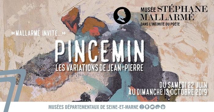 Journées du patrimoine 2019 - Visite guidée de l'exposition temporaire « Mallarmé invite… Jean-Pierre Pincemin »