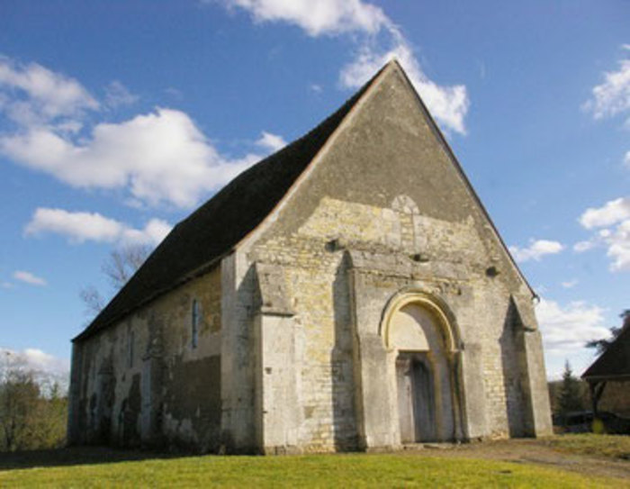 Journées du patrimoine 2020 - Chapelle Saint-Martin de Donzy-le-Pré