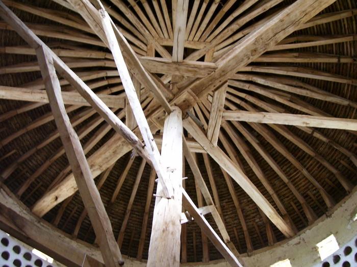 Journées du patrimoine 2019 - Visite du pigeonnier à dénichoir mobile du Mesnil Voysin