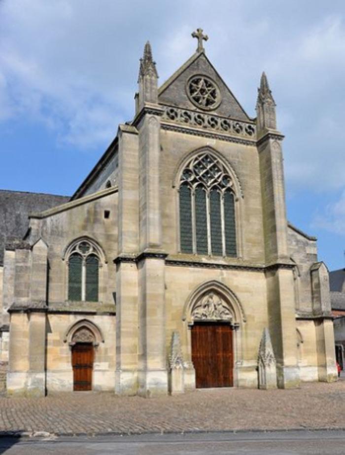 Journées du patrimoine 2020 - Visite guidée de l'église Saint-Pierre Saint-Paul