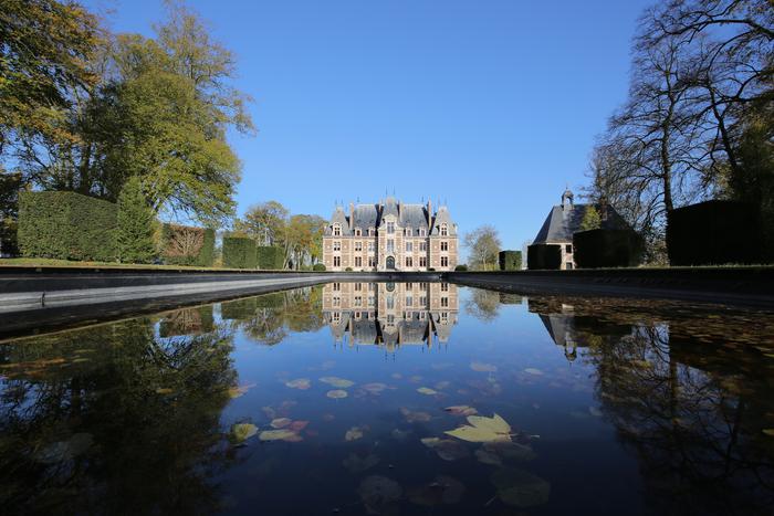 Journées du patrimoine 2019 - Visite guidée autour de l'histoire du château et son architecture