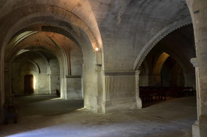 Journées du patrimoine 2020 - Visite guidée flash de la crypte