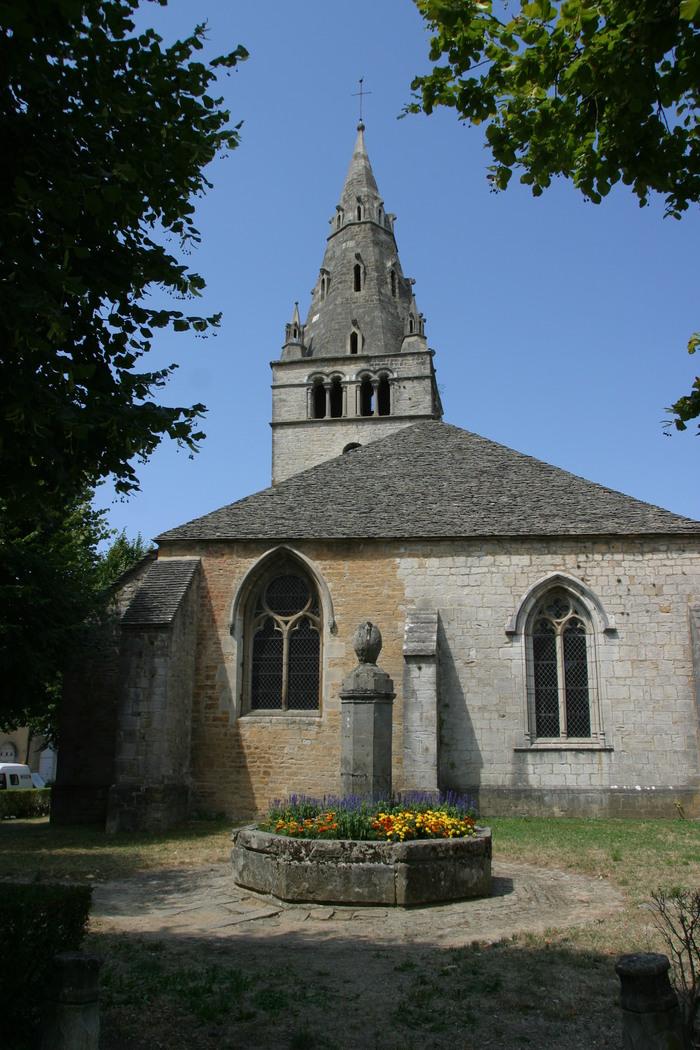 Journées du patrimoine 2019 - Visite de l'Église de Mouthier-le-Vieillard