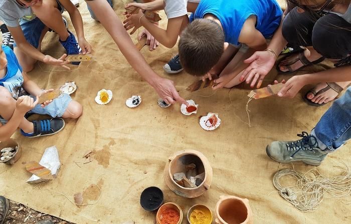 Journées du patrimoine 2019 - Atelier pédagogique