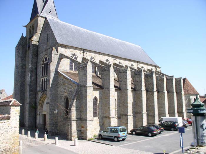 Journées du patrimoine 2019 - Visite commentée de l'Église Saint-Martin-et-Saint-Magne