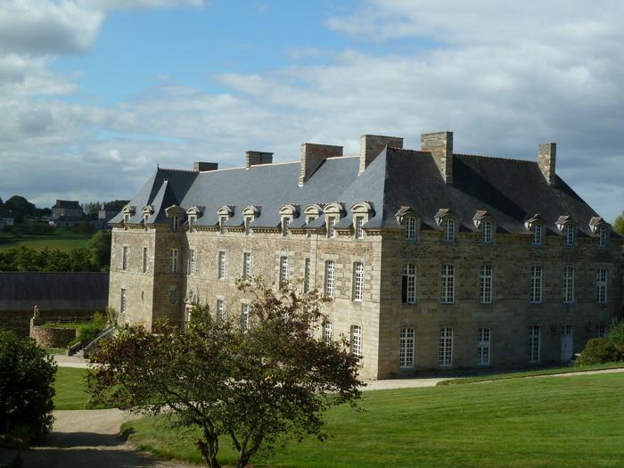 Journées du patrimoine 2019 - Visite commentée du Parc et du Château de Couellan