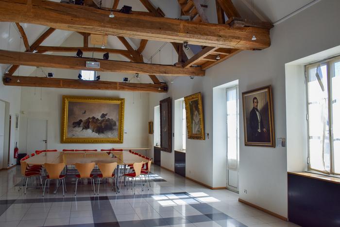 Journées du patrimoine 2019 - Ecouen, une colonnie d'artistes du XIXe siècle s'expose à la Pinacothèque.