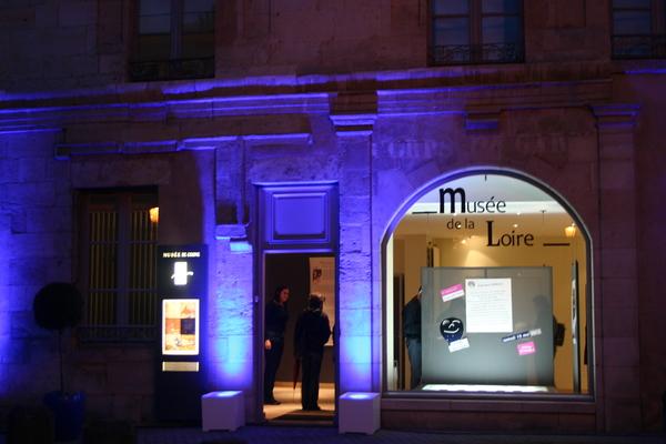 Nuit des musées 2019 -Visite-découverte de l'exposition temporaire