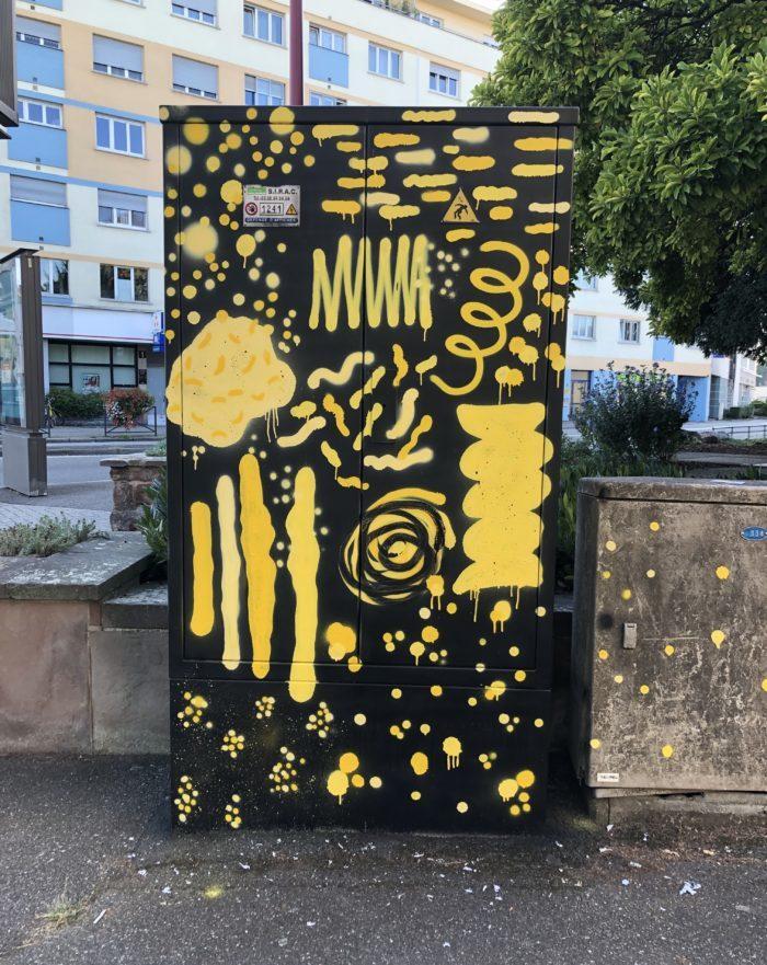 Journées du patrimoine 2020 - Performances livre à Schiltigheim - Hors les Murs Colors Festival