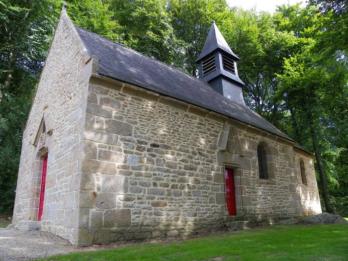 Journées du patrimoine 2020 - Visites commentées à la chapelle de Marigny
