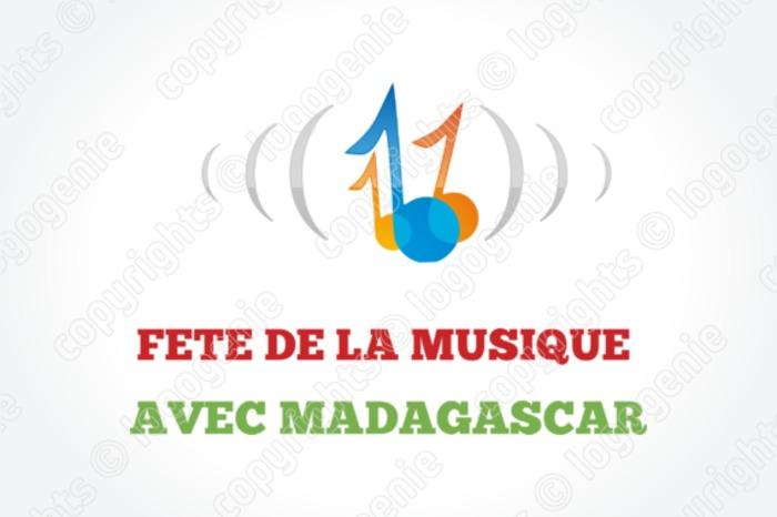 Fête de la musique 2019 - Madagascar à Paris