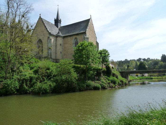 Journées du patrimoine 2020 - Visites flash de la chapelle Notre-Dame de Bonne-Encontre