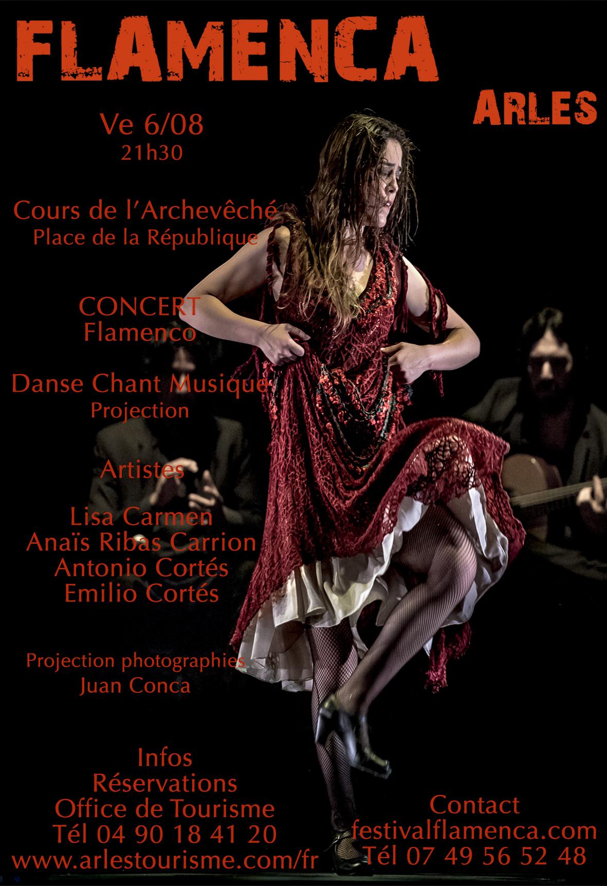 Un festival qui explore le flamenco sous toutes ses formes et le conjugue au féminin