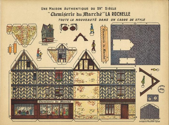 Journées du patrimoine 2019 - P'tit atelier du patrimoine : jeux en papier vintage