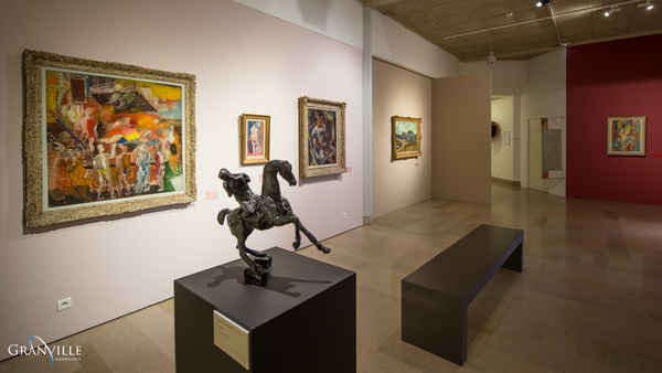 Nuit des musées 2019 -Pic-nic et soirée en musique au musée, animée par le groupe Quart'Saxes