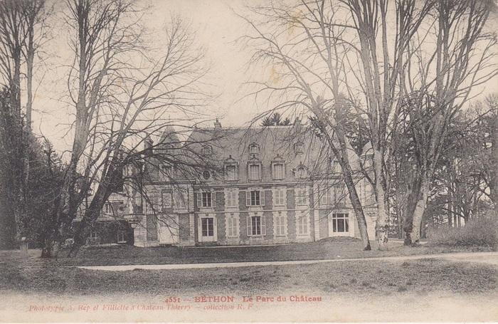 Journées du patrimoine 2019 - Visite guidée du parc du château moderne de Bethon - (XVIIIe siècle)