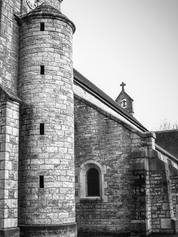 Journées du patrimoine 2019 - Découverte de l'Église Saint-Georges de Fauverney